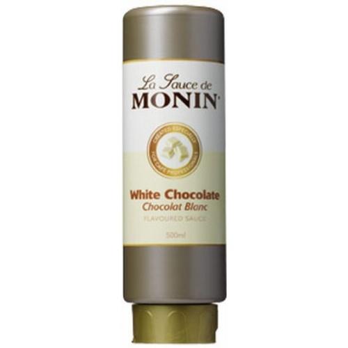 SOS MONIN-WHITE CHOCOLATE 500 ML