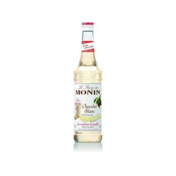 SYROP MONIN - BIAŁA CZEKOLADA 0,7L