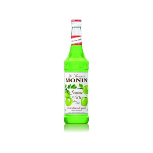 SYROP MONIN - JABŁKO ZIELONE 0,7 L