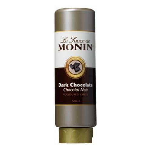 SOS MONIN-DARK CHOCOLADE 500ML
