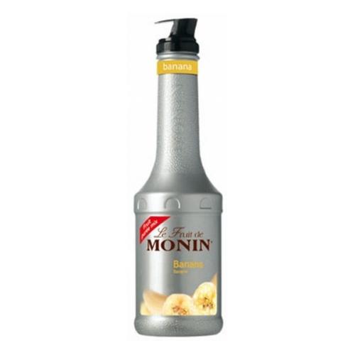 PUREE MONIN -BANAN 1L