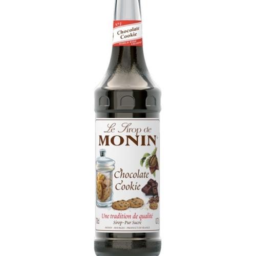 SYROP MONIN-CIASTECZKO CZEKOLADOWE 0,7L