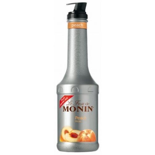 PUREE MONIN -BRZOSKWINIA 1L